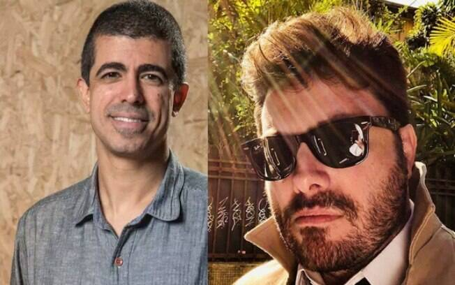 Danilo Gentili chama Marcius Melhem de