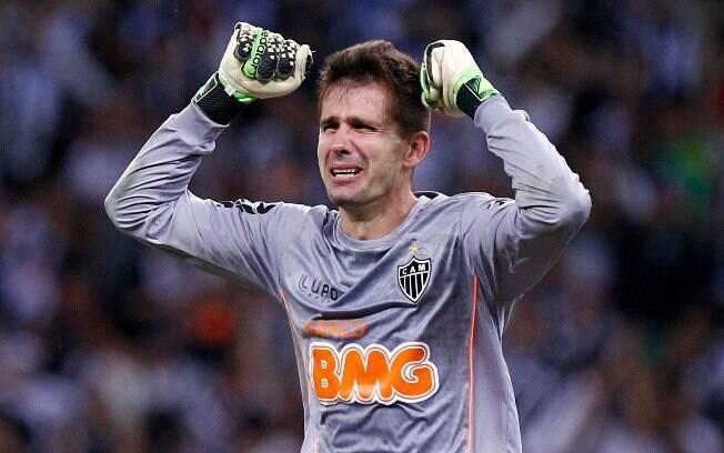 Victor, goleiro do Atlético-MG