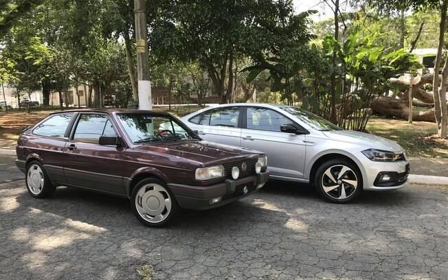 VW Virtus GTS e VW Gol GTS: duas gerações distintas de esportivos da marca alemã unidos pelas mesma sigla