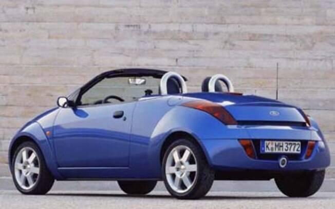 O StreetKa conversível foi projetado para a Ford pelo estúdio de design Pininfarina. Em 2008, a primeira versão do Ka continuou a ser fabricado na Europa pela Fiat