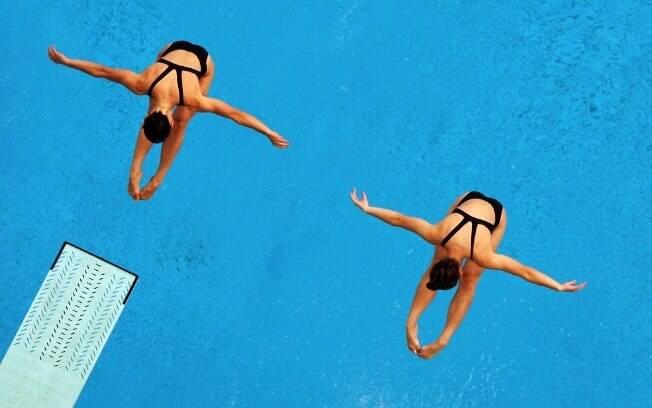 Saltos ornamentais nos Jogos Olímpicos