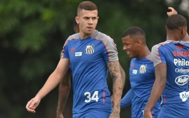 Jobson quer ter mais chances no Santos