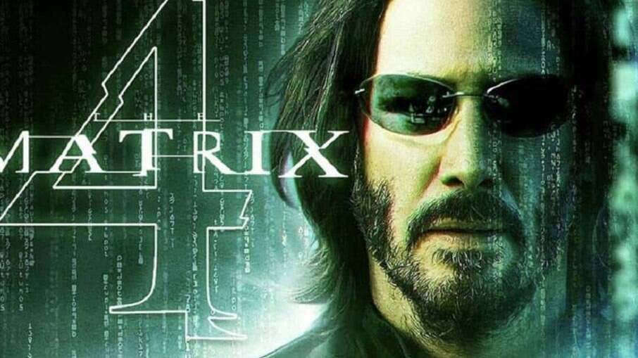 'Matrix 4': expectativa para a volta de Keanu Reeves como Neo