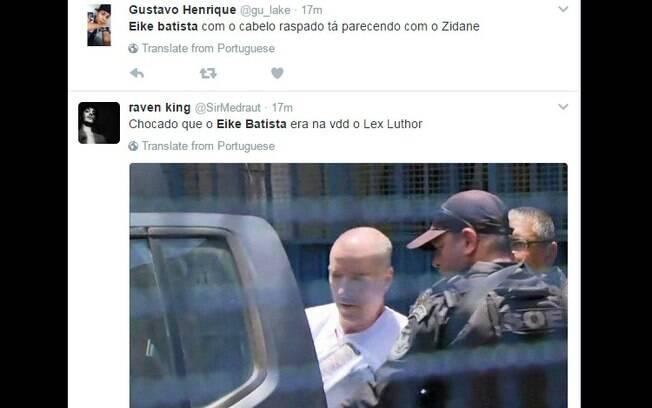 Eike Batista em novo visual após prisão em Bangu: com quem o empresário ficou mais parecido?