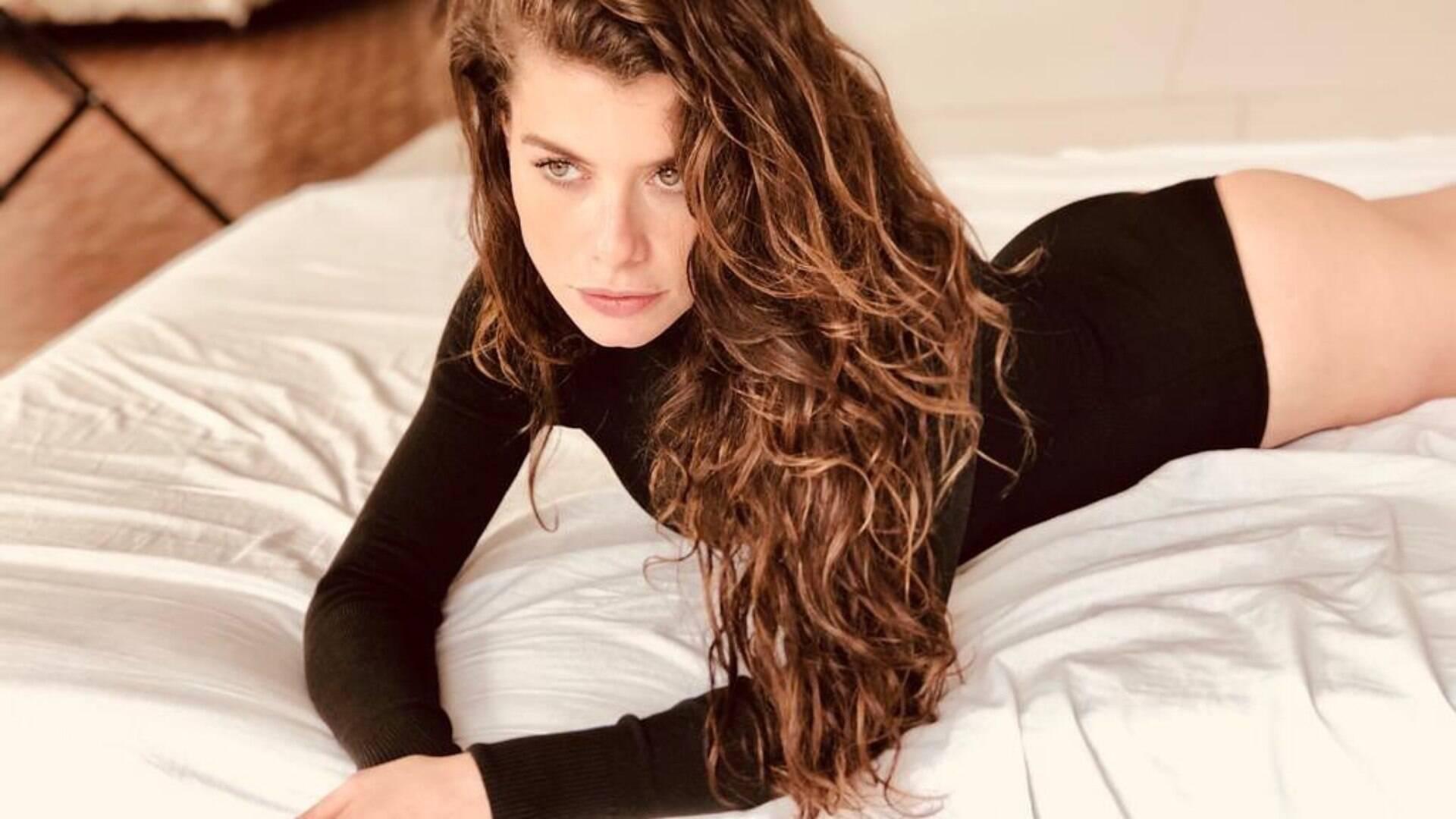 Alinne Moraes Sex alinne moraes abre o jogo sobre contracenar com o ex