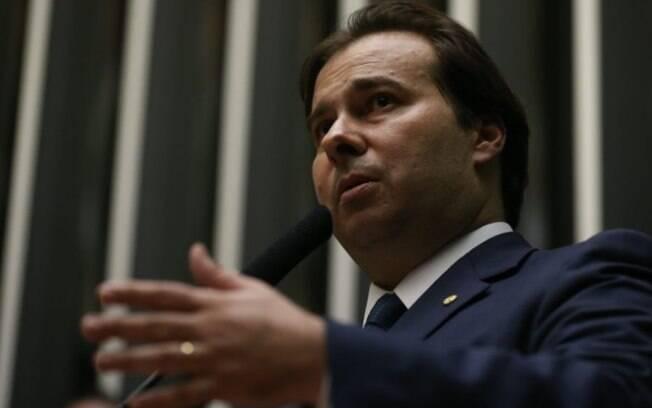 Segundo Rodrigo Maia, presidente da Casa, a limitação do teto de gastos vai gerar a obrigatoriedade da Reforma da Previdência