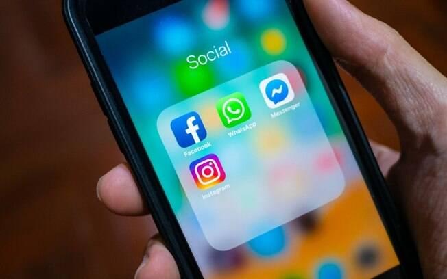 Caiu! WhatsApp, Facebook e Instagram sofrem pane