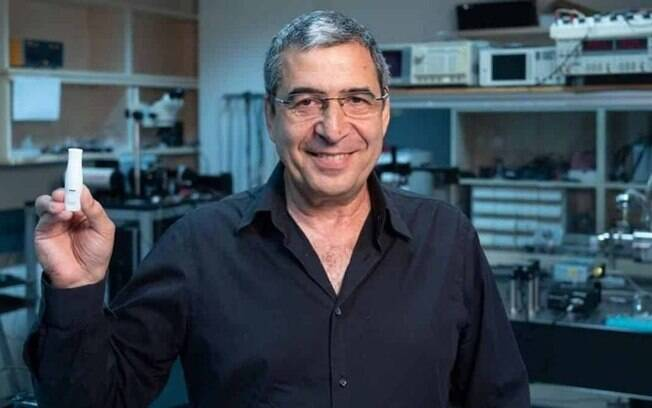Pesquisador de Israel, Sarusi aguarda aprovação para ideia ser comercializada
