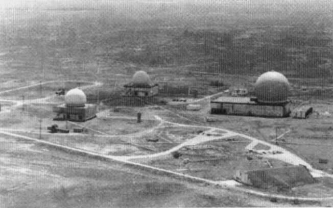 OVNI foi visto em base de testes de mísseis, onde hoje é o Cazaquistão
