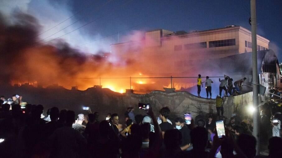 Até o momento, foram registrados 66 óbitos e mais de 100 feridos