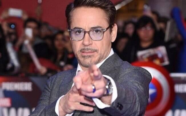 Em entrevista Robert Downey Jr. dá a entender que heróis podem morrer em