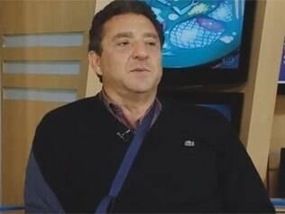Dirigente concedeu entrevista nos estúdios da TV O TEMPO