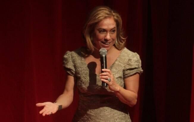 Cissa Guimarães lançará em breve uma biografia