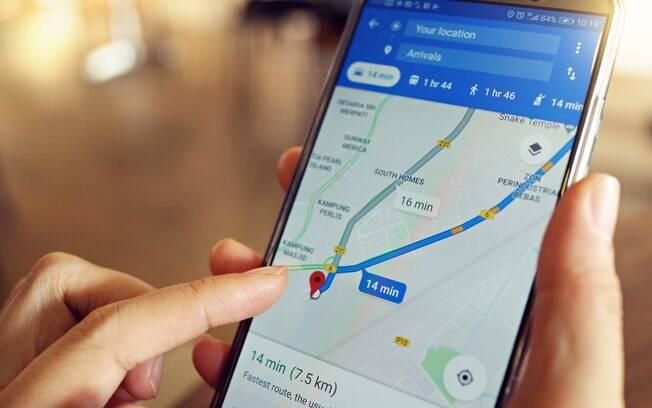 Google utilizar mapeamento 3D para melhorar sinal de GPS