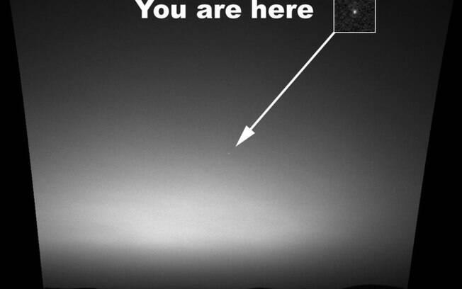 E para você, por que a busca de alien é importante? Importa para você?