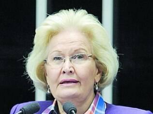 A senadora Ana Amélia de Lemos é cotada para a disputa no Sul