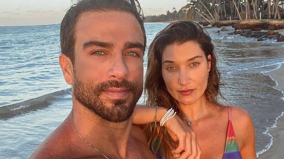 Gabriela Pugliesi diz que já perdoou Erasmo Viana