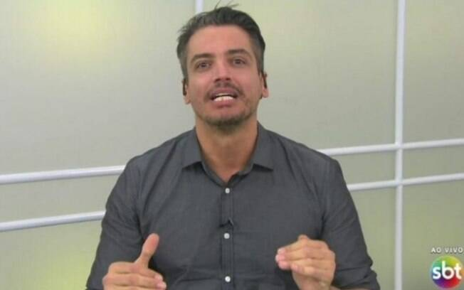 Leo Dias fala sobre tratamento de drogas