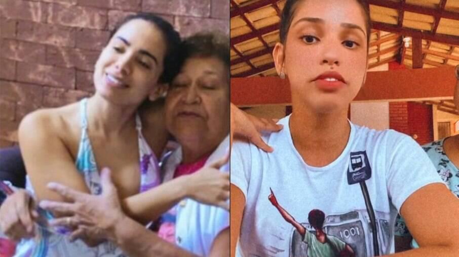 Gabriela Pinheiro ficou revoltada com os comentários sobre a avó, que estava internada com Covid-19
