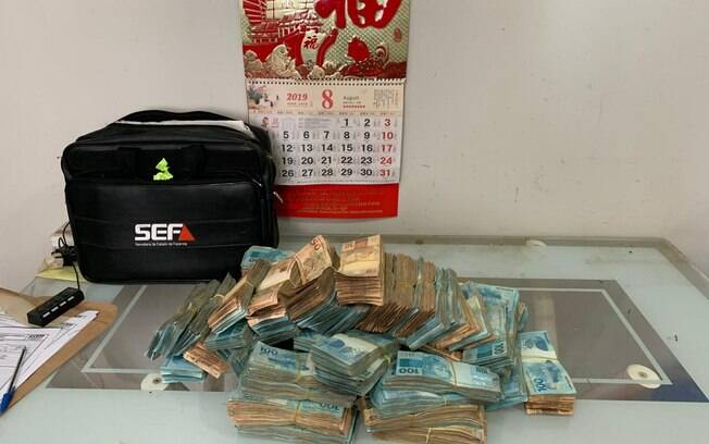 Operação Mandarim encontrou R$ 500 mil na casa de empresário chinês e investiga a origem do dinheiro