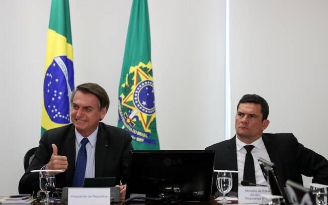"""Moro foi criticado por procurados ao aceitar ser Ministro de Bolsonaro: """"ruim para o legado da Lava Jato"""