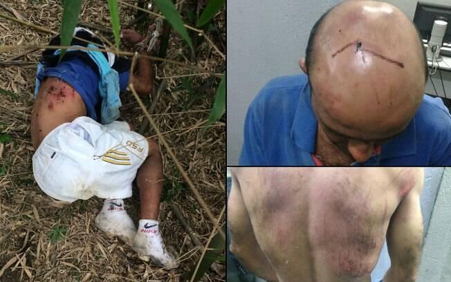 Libertado pela ROCAM, homem disse que um de seus sequestradores é seu primo – que negou a acusação