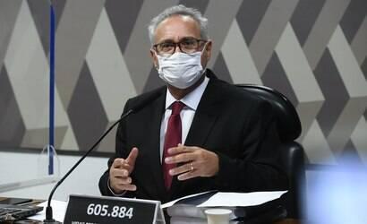 """Renan: """"Lira deve defender a Câmara, não impunidade"""""""