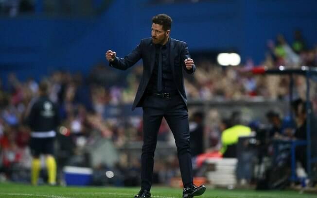 Diego Simeone é cotado para assumir a Inter de Milão