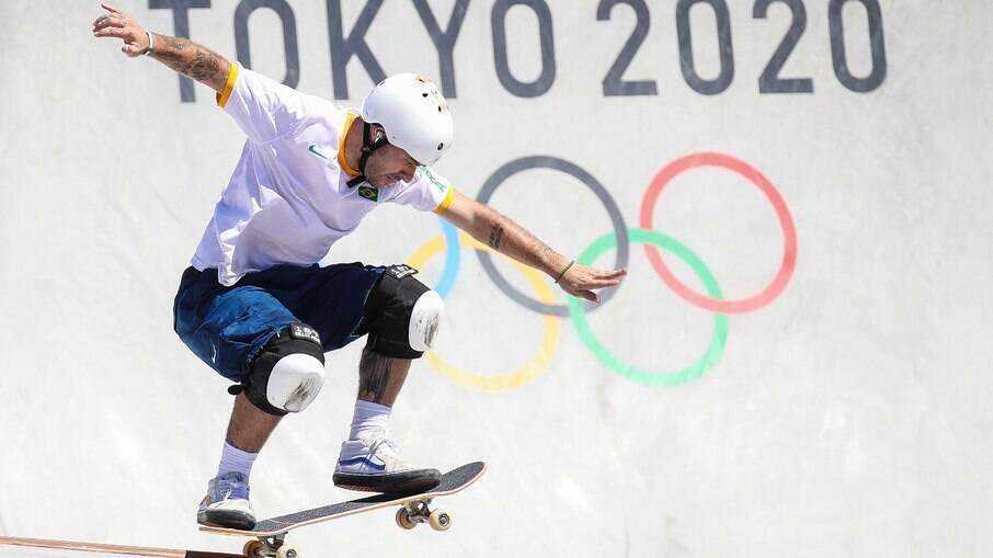 Pedro Barros faturou a medalha de prata