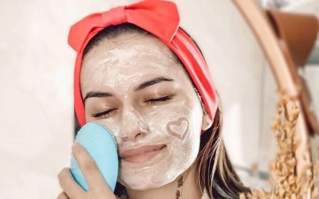 3 dicas infalíveis para lidar com a pele no isolamento social