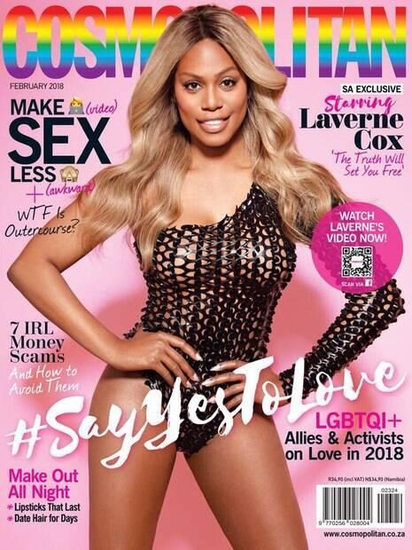 Revista é publicada desde 1886 nos Estados unidos, mas só este ano uma mulher transexual se tornou capa de uma de suas edições pelo mundo