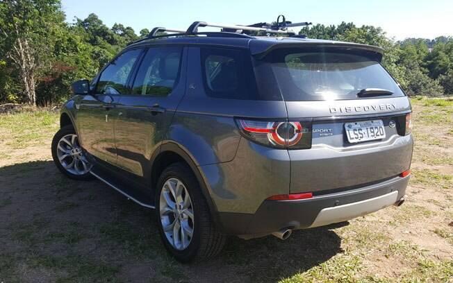 Discovery Sport é um dos veículos que estão em recall da Land Rover
