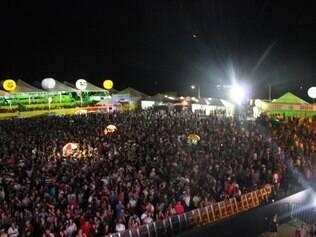O evento deste ano contará com onze atrações, dois camarotes e três trios-elétricos