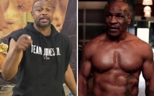 Luta entre Tyson e Jones Jr não terá controle de antidoping para maconha