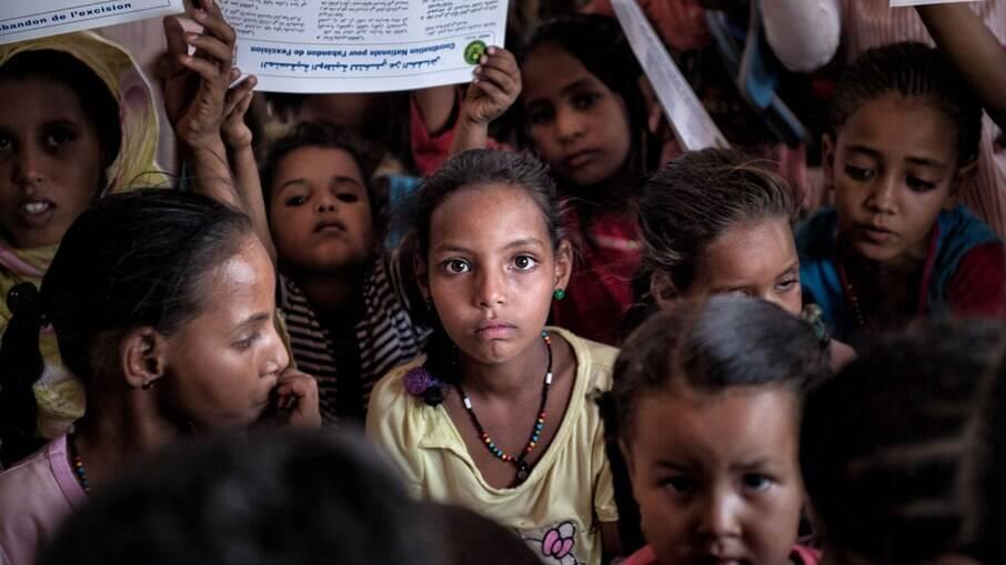 Unicef: efeitos de mudanças no clima podem afetar 1 bilhão de crianças