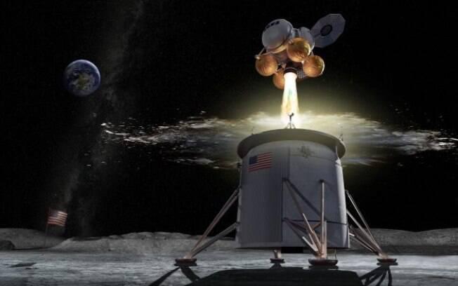 Objetivo do Projeto Ártemis é criar a primeira colônia humana na lua