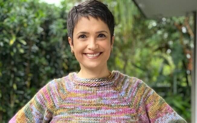 Sandra Annenberg pode receber propostas do SBT