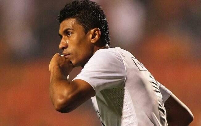 Paulinho é o segundo mais valioso do torneio:  R$ 42,4 milhões