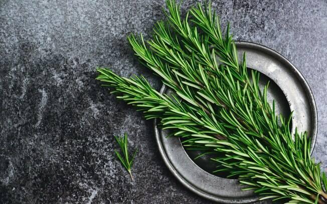 Combinações de ervas secas e frescas são perfeitos para os pratos