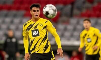 Após passagens no Real e no Dortmund, Reinier pode parar no Benfica