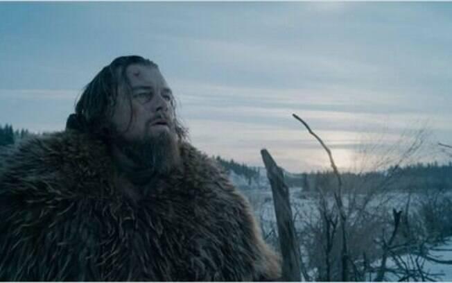 Leonardo DiCaprio em cena do filme