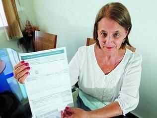 Preocupação. Zélia Ferreira considera reajustes altos e critica aumento de valores para mais velhos