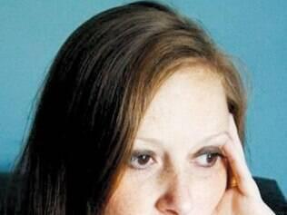 Para superar. Clarissa Corrêa, 33, se permite ficar triste e chorar