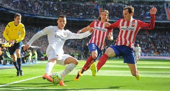 Real e Atlético duelam por taça; acompanhe ao vivo