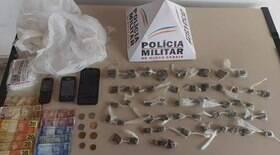 Polícia prende membros de quadrilha especializada em tráfico interestadual