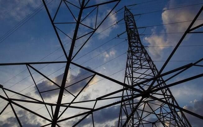 Linhas de transmissão de energia em Brasília