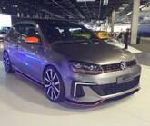 VW Gol GT Concept é sonho de versão espotiva do hatch