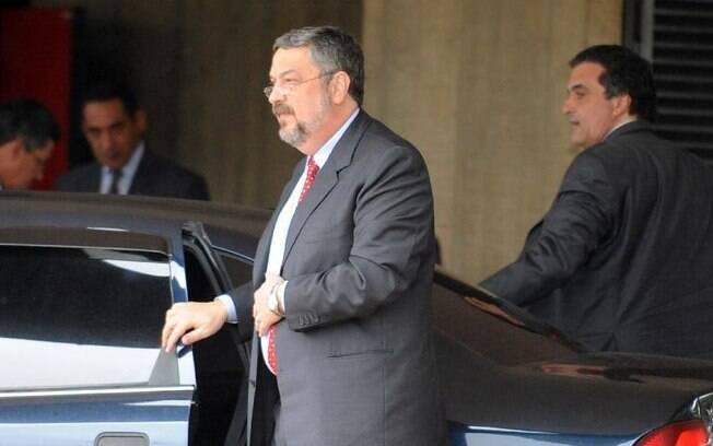 Ex-ministros no s governos Lula e Dilma, Antonio Palocci era coordenador da campanha de Dilma em 2010