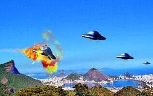 Explosão misteriosa: ufólogos estudam fenômeno testemunhado por cariocas - Mundo Insólito - iG