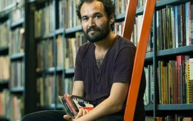Leonardo Marona, livreiro da Travessa: